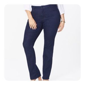 NYDJ | Plus Size Marilyn Straight Jeans |
